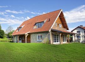 Peaceful Holiday Home in Slenaken with Garden, hotel in Slenaken