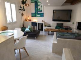 Appartement du Pecheur, apartment in Cassis