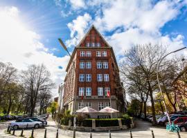 Hotel Wagner im Dammtorpalais, Hotel in der Nähe von: Bahnhof Hamburg Dammtor, Hamburg