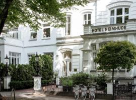 stilwerk Hotel Heimhude, Hotel in der Nähe von: Bahnhof Hamburg Dammtor, Hamburg