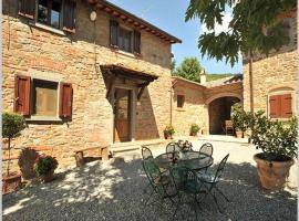 Tuscan Charme of Cottage Roccaio Countryside Cortona, hotel a Castiglion Fiorentino
