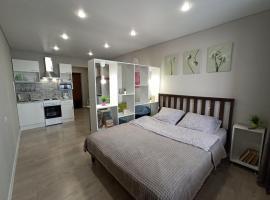 Квартира-Студия Дом на Хлыновке, apartment in Kirov