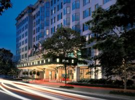The Fairmont Washington DC, hotel ve Washingtonu