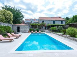 Villa Bruna, villa i Dubrovnik