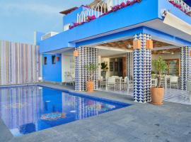 Patio Azul Hotelito Boutique Adults Only, hotel en Puerto Vallarta