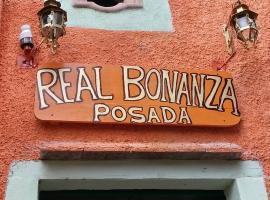 Real Bonanza Posada, отель в городе Гуанахуато