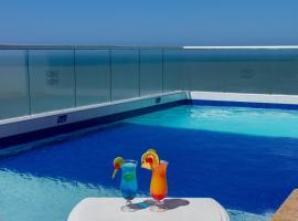 Hotel Aixo Suites By GH Suites, hotel in Cartagena de Indias