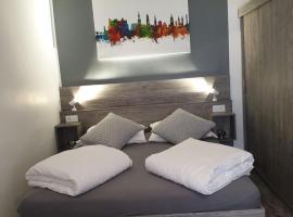 Pension Zwei A, guest house in Leverkusen