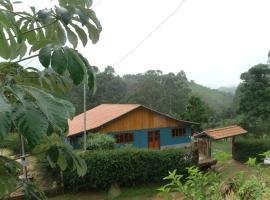 Pousada Fronteira, hotel near Pedra Selada Mountain, Bocaina de Minas