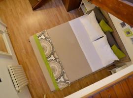 Green Domus, bed & breakfast a Firenze