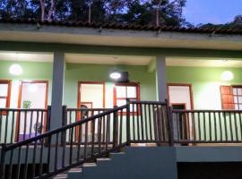 Pousada Pão de Açúcar, hotel near Martins de Sa Beach, Paraty