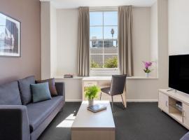 Oaks Sydney Goldsbrough Suites, orlofshús/-íbúð í Sydney