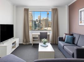 Oaks Sydney Goldsbrough Suites, hotel in Sydney