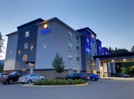Comfort Inn & Suites, hotel in Terrace