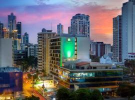 Holiday Inn Panama Distrito Financiero, an IHG Hotel, hotel en Panamá