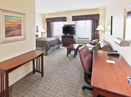 Staybridge Suites Oklahoma City, hotel near Will Rogers World Airport - OKC, Oklahoma City