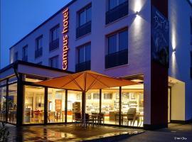 Campushotel, hotel near Museum Ostwall, Hagen