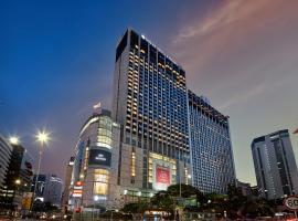 Lotte Hotel Seoul, spa hotel in Seoul