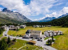 Maloja Kulm Hotel, hotel near Ski Lift Maloja - Piz Aela, Maloja