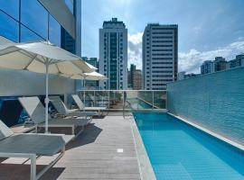 Holiday Inn Belo Horizonte Savassi, an IHG Hotel, hotel in Belo Horizonte