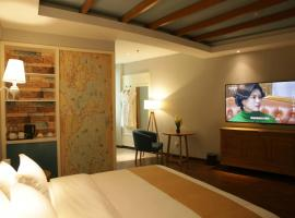 HY Xman Hotel Qing Shan Branch, hotel in Nanning