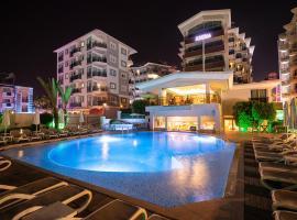 Xperia Saray Beach Hotel, отель в городе Аланья