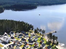 Lipno - Lakeside Village - Větrník, hotel ve Frymburku