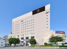 Vessel Inn Keisei Tsudanuma Ekimae, hotel in Narashino