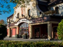 Hotel Nowodworski – hotel w mieście Legnica