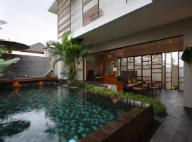 Tegal Sari Accommodation, inn in Ubud