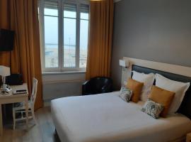 Les Embruns, hôtel à Trouville-sur-Mer