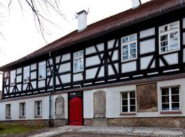 Barokowy Zakątek, hotel near Świdnica Cathedral, Świdnica
