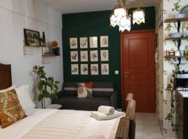 Studio 21, apartment in Heraklio Town