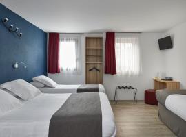 Kyriad Nice - Stade, hotel near Allianz Riviera Stadium, Nice