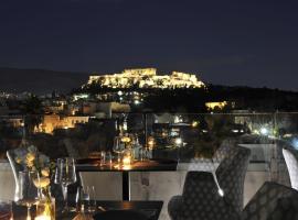 Athenaeum Eridanus Luxury Hotel, hotel in Athens