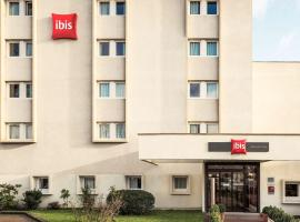 ibis Epinay-sur-Seine, hotel near Saint-Denis-Université Metro Station, Épinay-sur-Seine
