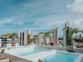 Guest Manaíra Apart Hotel, hotel near Manaira shopping, João Pessoa
