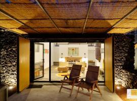Casas do Amarelo, cabin in São Mateus