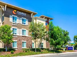 Comfort Inn & Suites Near Ontario Airport, hotel near LA/Ontario International Airport - ONT, Ontario