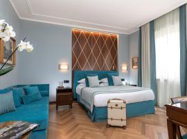 Bettoja Hotel Mediterraneo, hotel near Rome Termini Metro Station, Rome