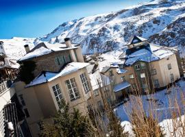 Hotel Apartamentos Trevenque, hotel en Sierra Nevada