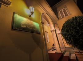 Hotel La Residenza, hotel din apropiere   de Palatul Culturii, Timișoara