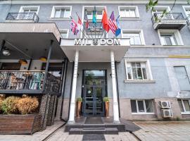 Mildom Hotel, hotel in Almaty