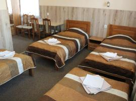 Отель Глория, отель в Гусеве