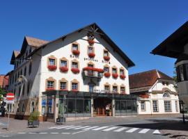 Hotel Goldener Hirsch, Hotel in Reutte