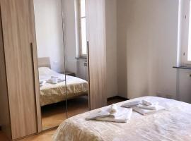 """""""Coccole nel borgo"""" 2min to outlet, hotel in Serravalle Scrivia"""