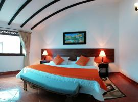 Hotel Casa Roma, hotel in Villa de Leyva