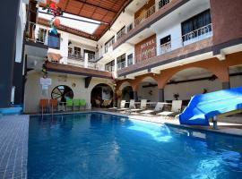 Hotel Yara, hotel en Ixtapan de la Sal