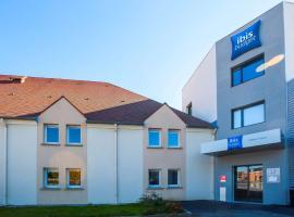 ibis budget Château-Thierry, hotel en Essômes-sur-Marne
