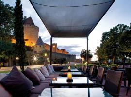 Hôtel du Château & Spa - Les Collectionneurs, hotel in Carcassonne